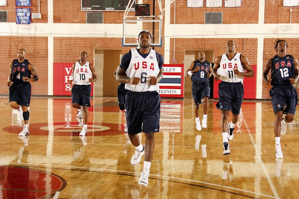 US Team is Back in Action Preparing for Olympic Trip