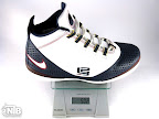 lebrons soldier 2 white navy gram Weightionary