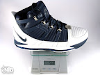 lebron3 white navy gram Weightionary