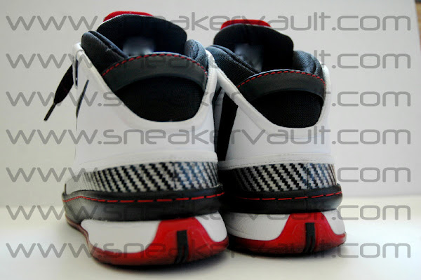 Second Stage Nike Zoom LeBron VI Sample Closeup Photos