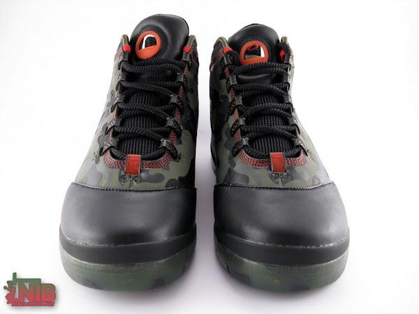 Camos Nike Zoom LeBron Soldier II Head to Head Comparison