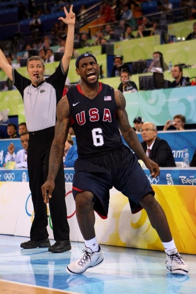 USA Men Overpower Argentina and Advance to Gold Medal Game