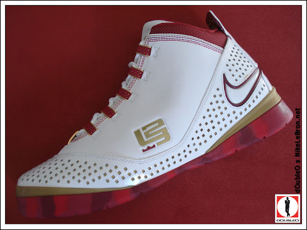Nike Zoom Soldier II China Exclusive with Patent Leather