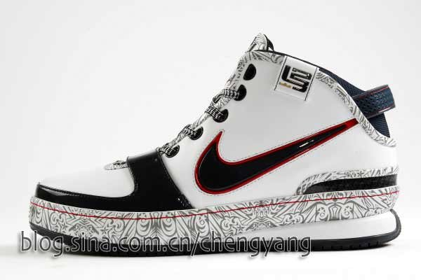 New Photos of the Olympic Nike Zoom LeBron VI 8216UWR8217