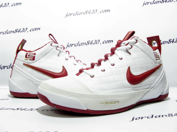 China Colored Nike Zoom LBJ Ambassador New Photos