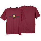 news eastbay 86071677 z l23 crest tee LeBron James Nike Zoom LeBron VI Apparel 2008 09