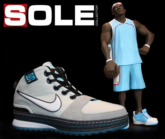 The LEBRONS 8211 8220Athlete8221 Nike Zoom LeBron VI First Look