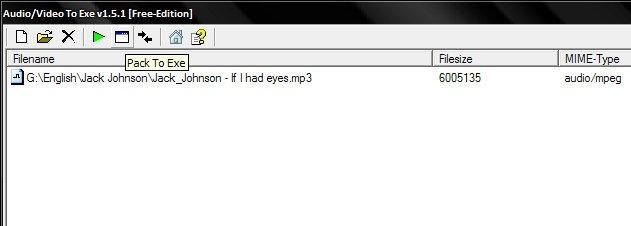 audio video exe: