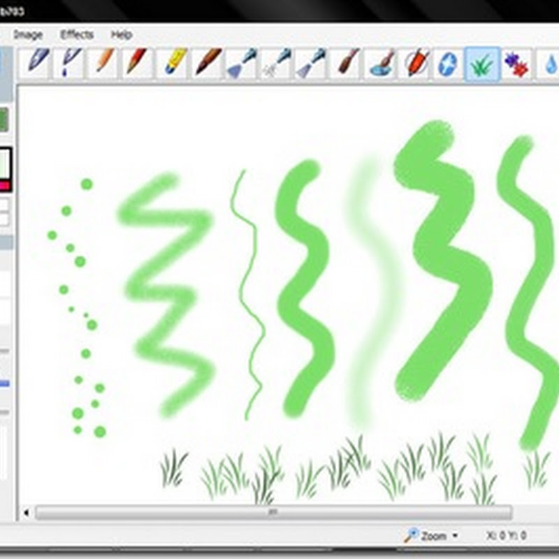SmoothDraw NX the freeware paint program