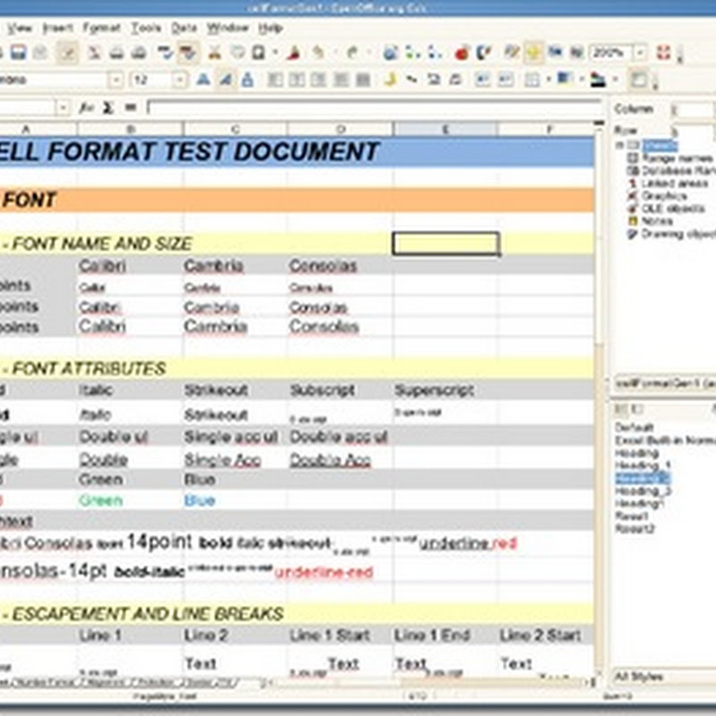 Go-OO - The office suite based on OpenOffice