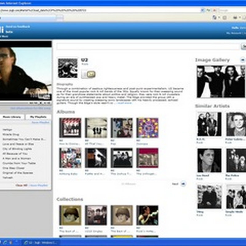 Jogli - A great way to search and listen music online
