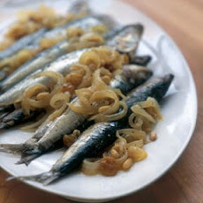 Sweet-and-Sour Sardines