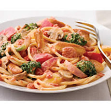 PHILLY Creamy Tomato and Chicken Spaghetti