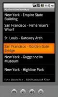 Screenshot of United States Virtual Tour 3D