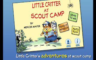Screenshot of Little Critter At Scout Camp