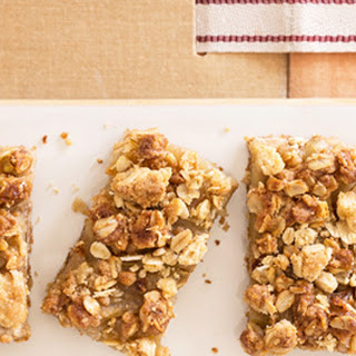 Apple Crisp Mix-in-the-Pan Bars