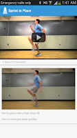 Screenshot of Stairs Plyometric Workouts
