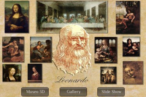 Leonardo 3D