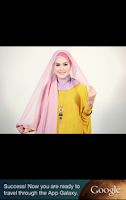 Screenshot of Hijabers : Tutorial Hijab