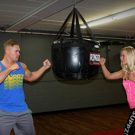 by Stephanie Dibble - Sports & Fitness Boxing