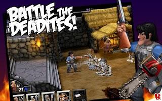 Screenshot of Army of Darkness Defense