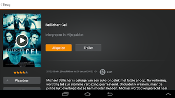 Screenshot of Ziggo TV