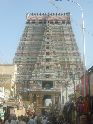 Trichy Ranganathaswamy temple