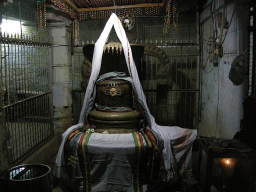 Trichy Sri Jambukeshwara temple Lingam Shivalingam