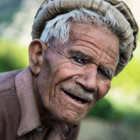 Man from Kelash valley by Aamir Munir - People Portraits of Men ( kalash, chitral, people, portrait )