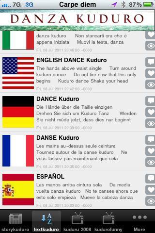 舞蹈Kuduro DANZA