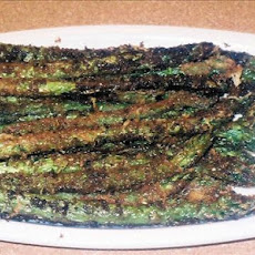 French Breaded Asparagus