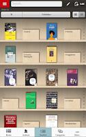 Screenshot of Bibliophilia LT- archive books