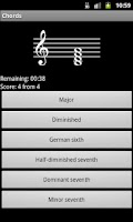 Screenshot of Music Theory Academy Basic