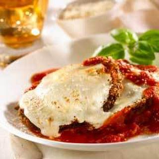 Baked Eggplant Parmigiana Recipes