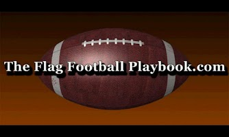 Screenshot of 7 Man Flag Football Playbook