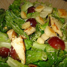 Grape Caesar Salad