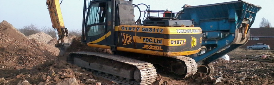Yorkshire Demolition Contractors, Underground Petrol Tank Removal in Yorkshire
