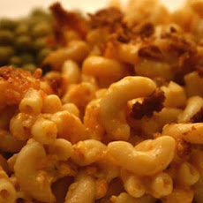 Excellent Homemade Macaroni and Cheese
