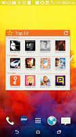 Screenshot of Top 10