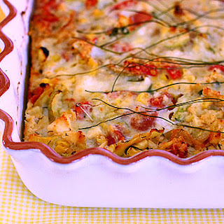 Grated Zucchini Quiche Recipes