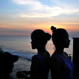sunset @Bali by SONI LIM - Novices Only Portraits & People (  )