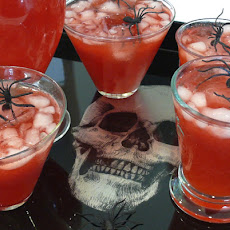 Blood Red Punch