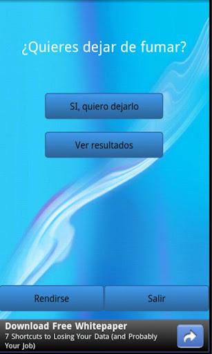【免費健康App】Dejar de Fumar-APP點子