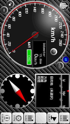 GPSスピードメーターFREE ManiaQmeterSP