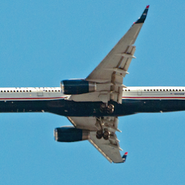 by Keith Sutherland - Transportation Airplanes