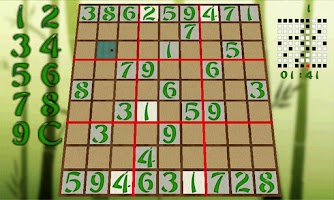 Screenshot of Sudoku Fighters