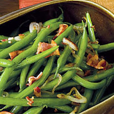 Guilty Green Beans