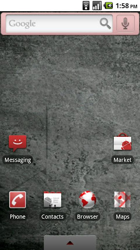 Red Droid Theme