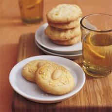 Chinese Almond Cookies