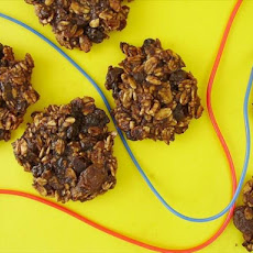 Fruit Chewy Cookies With No Added Sugar